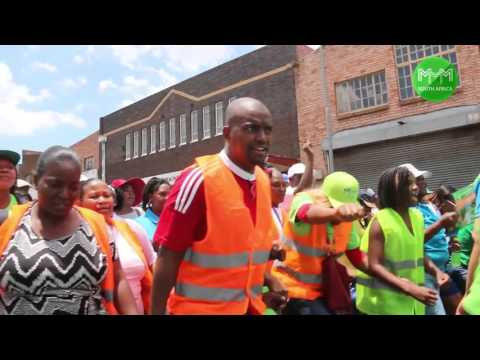Economic Freedom Walk vers#1, Johannesburg   MMM South Africa 21 November 2015