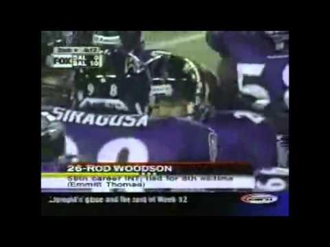 Baltimore Classics: Cowboys vs Ravens 2000