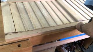 Assembling Rockler Plantation Shutters