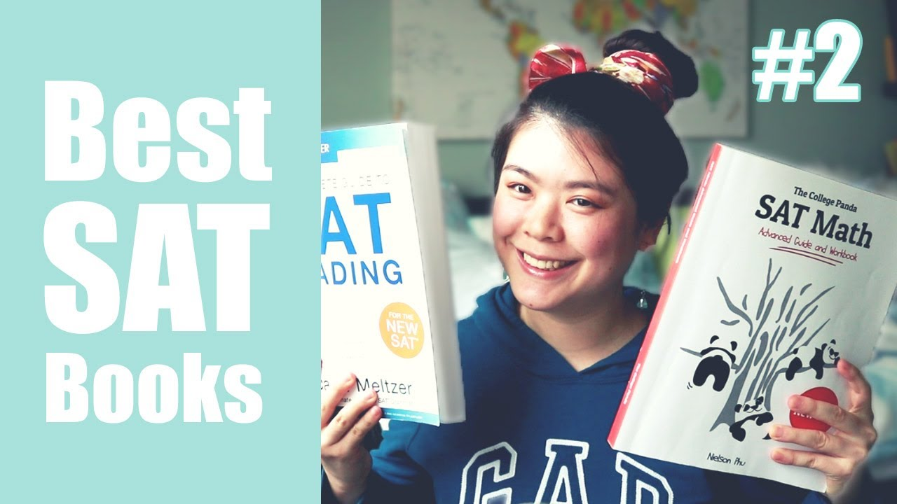 The best SAT Books for self study | SAT Self-Study Part 2