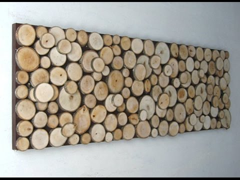 Reclaimed Wood Wall Decor | Decorating | Original And Practical DIY Wall  Decoration