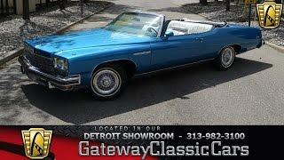 1975 Buick Lesabre Stock # 915-DET