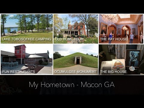 Macon GA - My Hometown