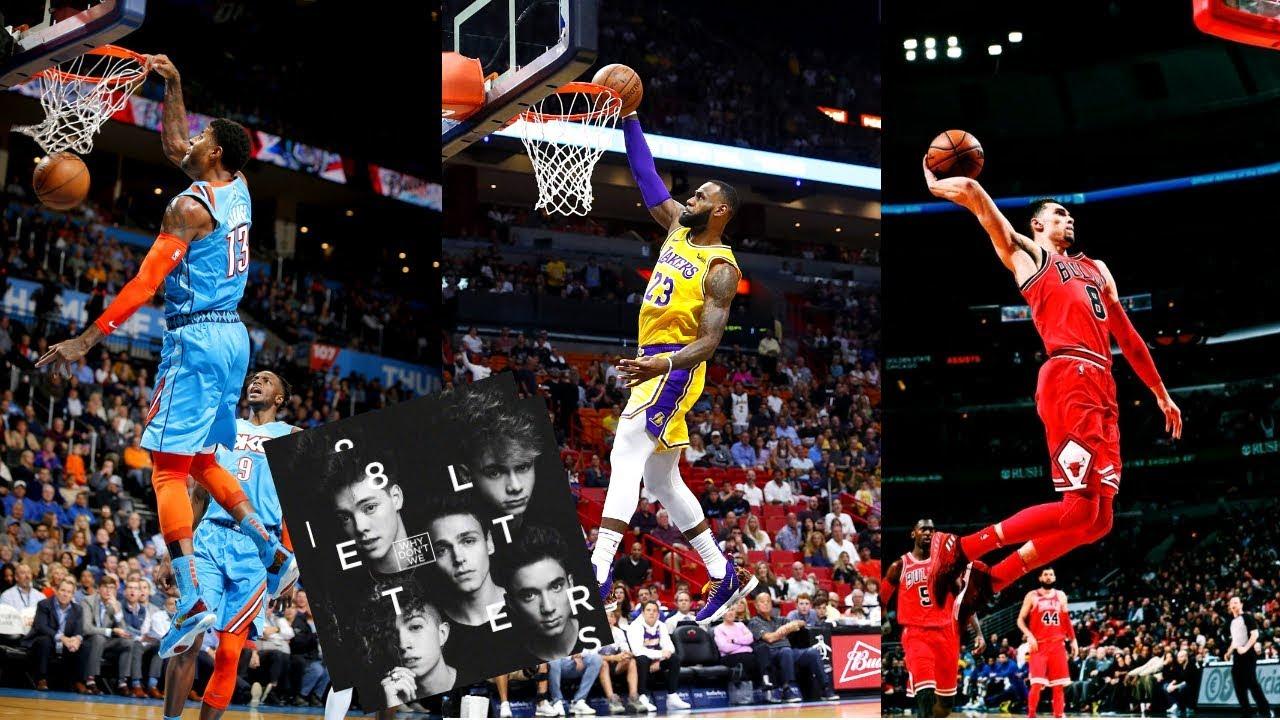 NBA Best Dunks Mix -