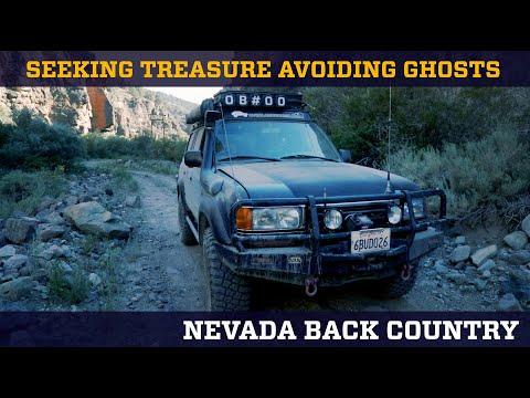 Nevada Back Country Adventure: Ghost Towns and Mines
