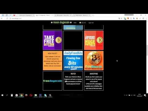 Bitcoin, Dogecoin, Litecoin, автоматический сборщик криптовалюты с кранов с помощью бота.