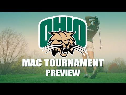 Ohio Women's Golf 2017-2018: MAC Tournament Preview