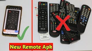 All Set-top-box Remote Control App |Satellite Receiver Remote Apk screenshot 4