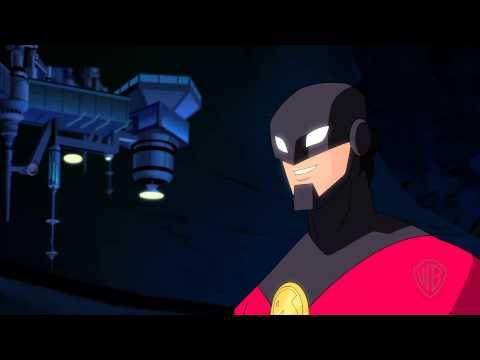 Batman Unlimited: Animal Instincts - Batman and Red Robin Clip