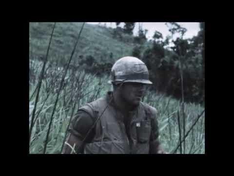 Marines In Vietnam In Color 1967
