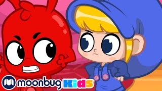 Mila and Morphle FIGHT!!! | NEW | My Magic Pet Morphle | Kids Cartoons | Moonbug Kids