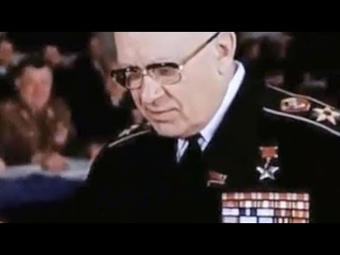 Легенды армии Сергей Горшков