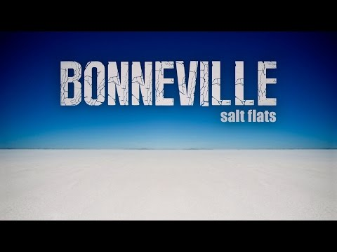 Utah Alliance Bonneville Salt Flat Video