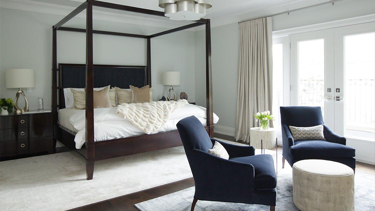 elegant bedroom interior design Interior Design — 3 Timeless & Elegant Bedroom Design Ideas - YouTube