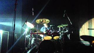 The Werks - Drums (Live @ The Rex Theater | 04.12.12)