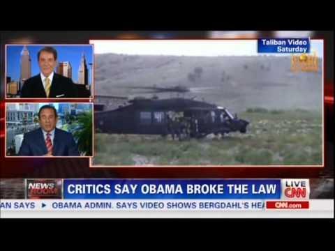 Richard Herman on Bowe Bergdahl CNN Live 6/7/14