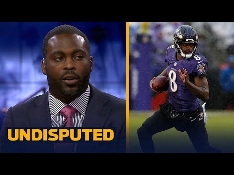 Michael Vick is 'sort of surprised' about Lamar Jackson's hot start to NFL career | NFL | UNDISPUTED