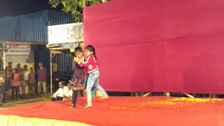 himmatwala taki taki song aayushi khanvilkar dance