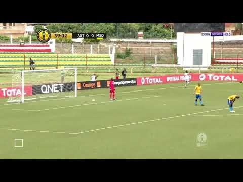 AS Togo Port 1-0 Mamelodi Sundowns / CAF Champions League (17/07/20187) Group C/Round: 3