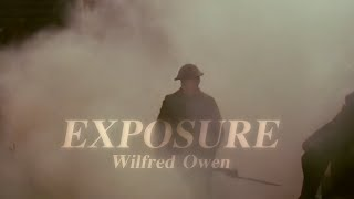 Exposure (Wilfred Owen)