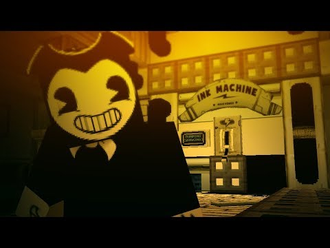 Bendy And The Ink Machine: Chapter 1 - Recreated In Minecraft!