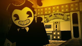 Bendy And The Ink Machine Chapter 1 Recreated In Minecraft