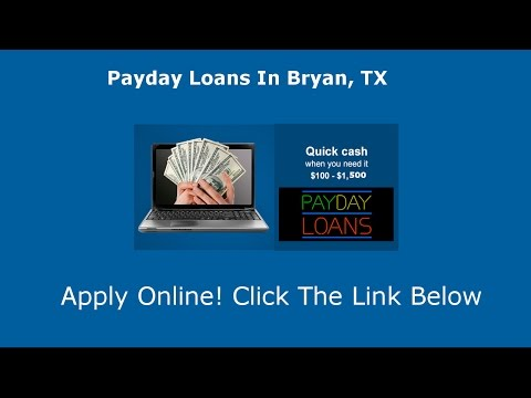 Payday Loans Online Same Day Cash - Payday Loans from YouTube · High Definition · Duration:  1 minutes 26 seconds  · 1,000+ views · uploaded on 4/14/2017 · uploaded by Payday Loans