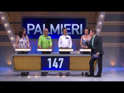 Family Feud Ep 91: Pointer vs Palmieri