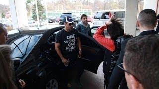 Salman Khan in Romania for Jai Ho Song Shoot