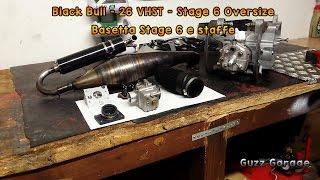 Booster Lc Trofeo Ep.6 - BlackBull, 26 VHST, Aspirazione Oversize/RT
