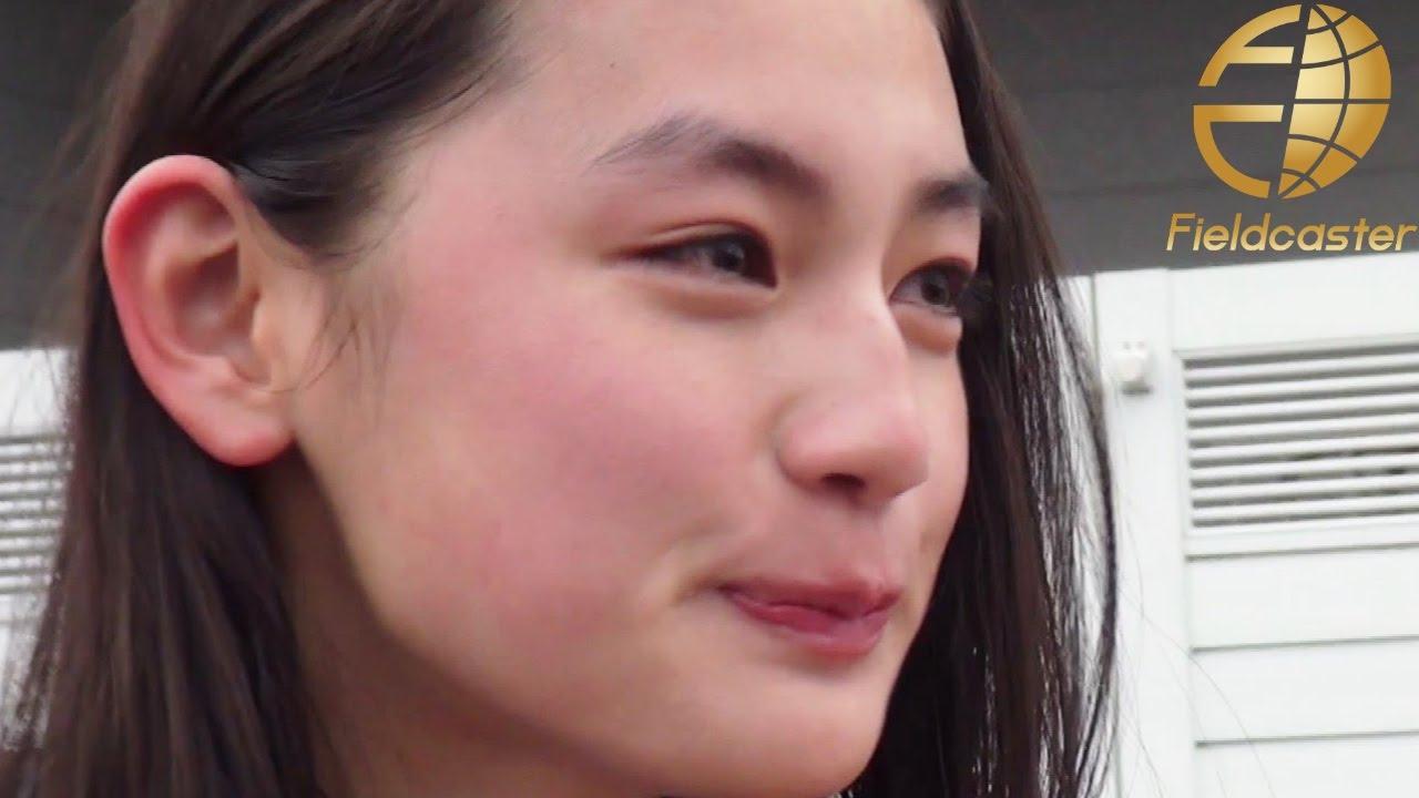 八木莉可子 期待の新人女優の胸にグッとくるドキュメント映像 ポカリスエット 新CM - YouTube