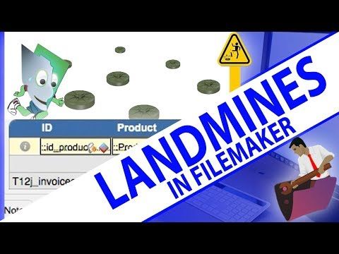 Landmines in FileMaker-FileMaker Script Triggers-FileMaker Training