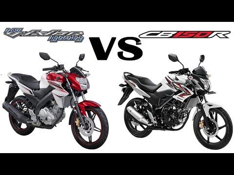 Pilih Yamaha New Vixion Lightning atau Honda CB150R Old???