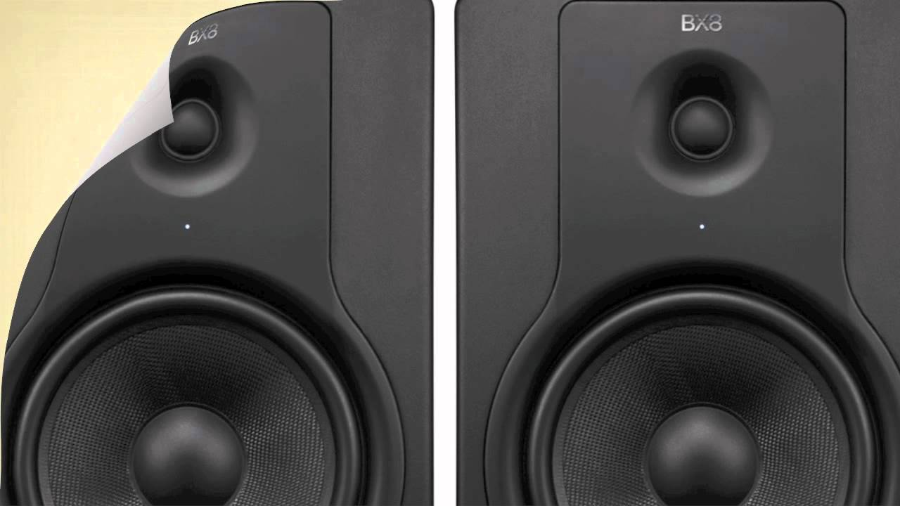 M-Audio BX8 D2 Black