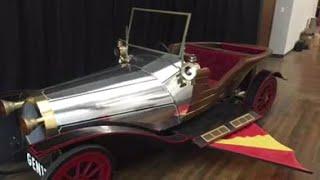 Chitty Chitty Bang Bang Replica Car Videos
