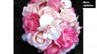 Orchid And Rose Bouquet | Beautiful Orchid Flower Image Ideas