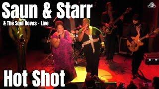 Hot Shot - Saun & Starr Live @ The Beatclub (Dolhuis)