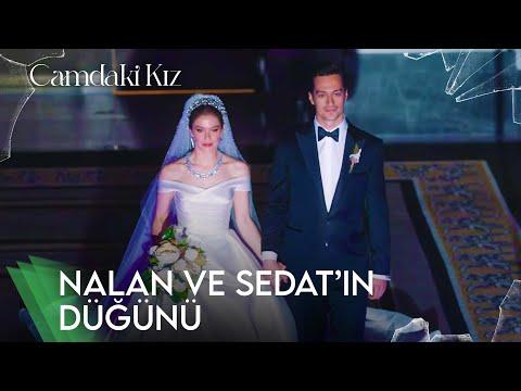 Nalan ve Sedat Evlendi | Camdaki Kız 9. Bölüm (Sezon Finali)