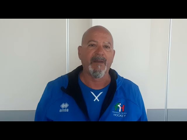 #AZZURRE IN OLANDA - ROBERTO CARTA SULL'EUROPEO POOL A DELL'ITALIA