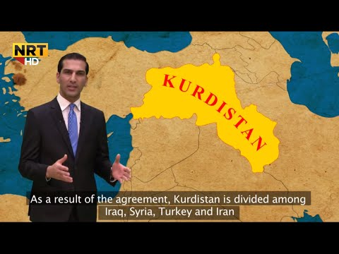 NRT Special Report: The Future of The Sykes-Picot Agreement and Kurdistan