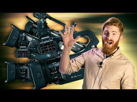 ANNOUNCING: Canon XA40 and XA50 | First Look