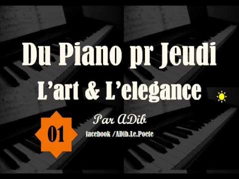 Amar Ezzahi ♦ L'art & l'elegance dans Le Chaabi • Karim Semar au Piano