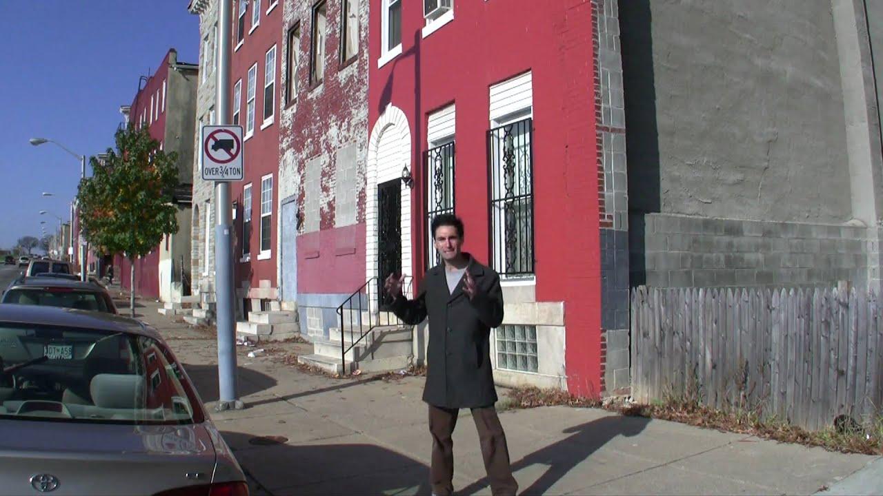 adam meister gives a tour of baltimore 39 s harlem park youtube. Black Bedroom Furniture Sets. Home Design Ideas