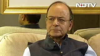 Banks' Stressed Assets A Big Problem: Arun Jaitley