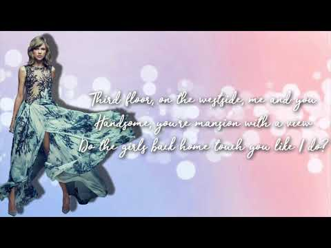 Taylor Swift - Delicate (Official Audio) (Lyrics)