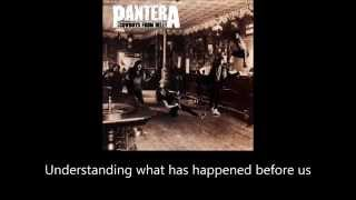 Pantera - The Sleep (Lyrics)