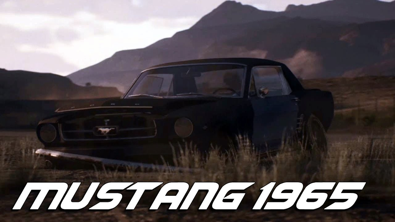 Need for speed payback mustang 1965 derelict parts location guide nfs payback