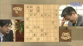 【天才の詰み】 「羽生×郷田」ダイジェスト2013年(先崎) thumbnail