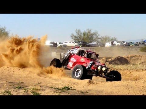 Parker 425 Off-Road Car Race 2012 Arizona