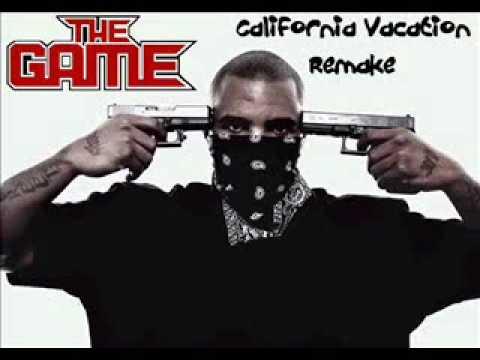 The Game - California Vacation (FL Studio REMAKE)